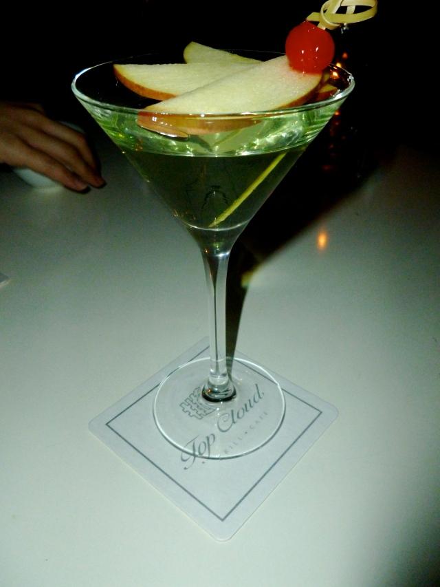 my apple martini!