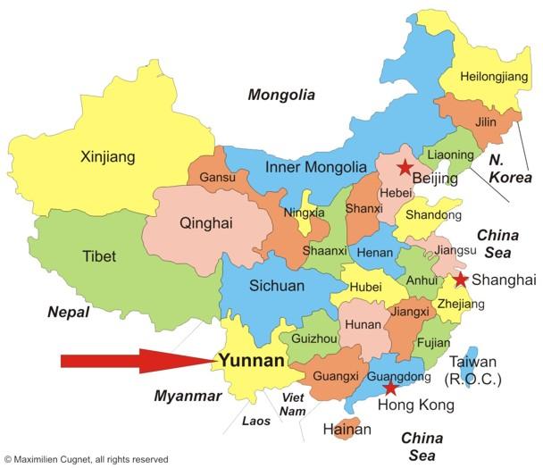 Resultado de imagem para yunnan china