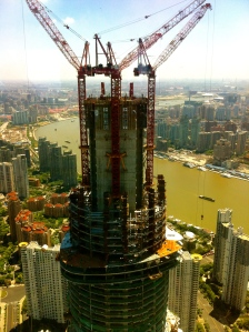 Future tallest building in China