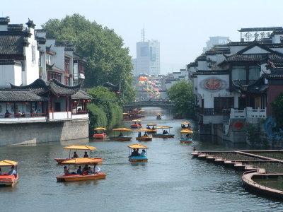 nanjing river