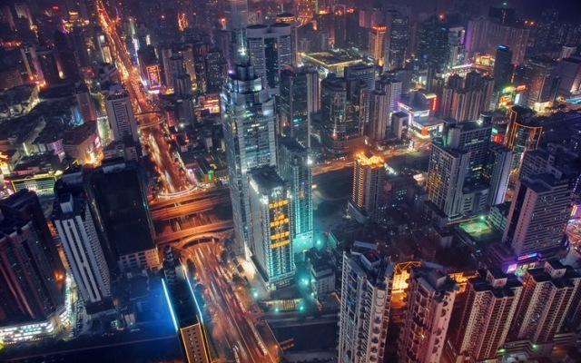 shenzhen night
