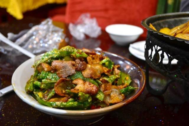 A Chianese bacon