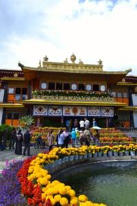 达赖喇嘛's childhood home