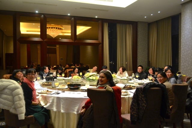 Ameson Year in China banquet